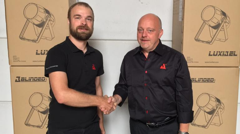 Damon Crisp joins Luxibel & AED