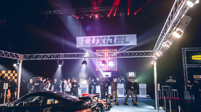 Luxibel launches the Expo Tools series at the AED Customer Nights