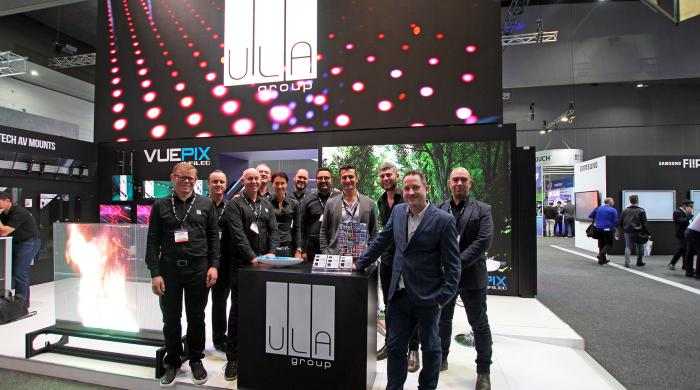 Luxibel & ULA group