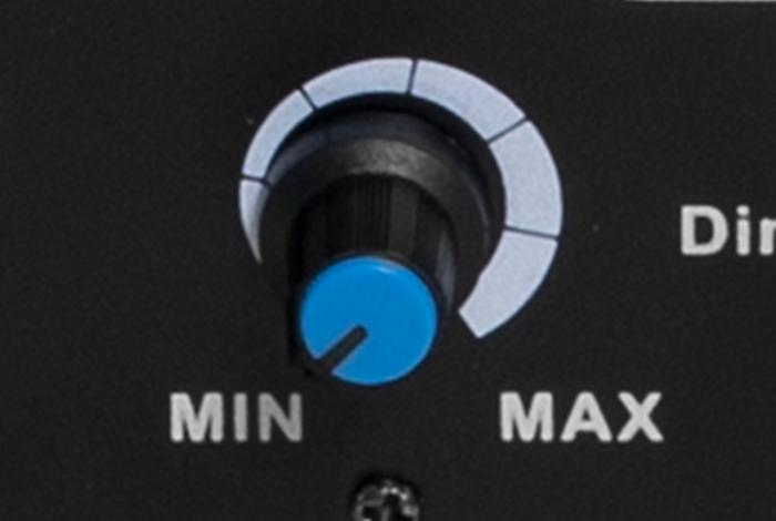Manual dimming button